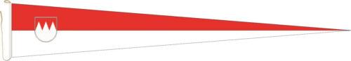 GAGLIARDETTO lungo bandiera bandiera Franchi diverse dimensioni