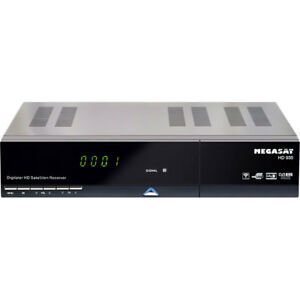 Megasat Twin-Satelliten-Receiver HD 935 Twin, mit 2,5