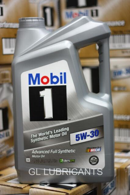 Mobil 1 Engine Oil [Sydney Address ONLY] 5W30 4.73L (5.0 QT Bottle)