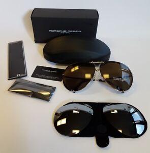 8ef7fc36433cf Porsche Design P 8478 W 6910 135 V573 E52 Celebrities Sunglasses ...
