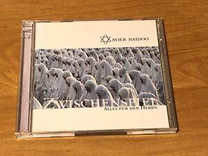 """Doubel-CD (2 CD's) - Xavier Naidoo """"Zwischenspiel / Alles für den Herrn"""""""