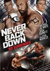 Never Back Down: No Surrender (DVD, 2016)