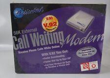 ActionTec 56K External Call Waiting Modem Drivers