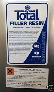 Details about Granwax Total Resin Wood Filler 5 kg/ Fast Drying/Flexible  Resin/ Wood Flooring