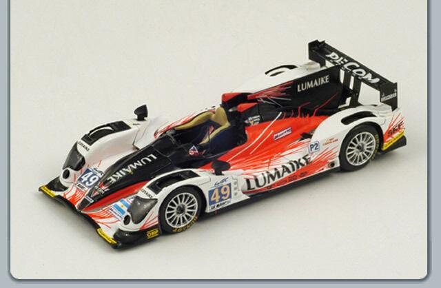 Para tu estilo de juego a los precios más baratos. Spark S3727 - ORECA ORECA ORECA 03 Nissan Pecom n°49 9ème  Le Mans 2012  1 43  salida
