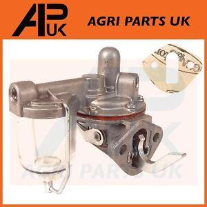 Details about Fuel Lift Pump Massey Ferguson 65 165 765 50 Tractor Perkins  Engine 4 203 Series