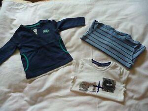 3x Sweatshirts Shirt Gr. 68-74 S.Oliver/Mexx/Salt und Pepper - Borkow, Deutschland - 3x Sweatshirts Shirt Gr. 68-74 S.Oliver/Mexx/Salt und Pepper - Borkow, Deutschland