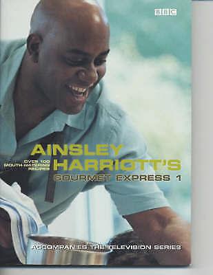 1 of 1 - Ainsley Harriott's Gourmet Express 1, Harriott, Ainsley, Very Good Book