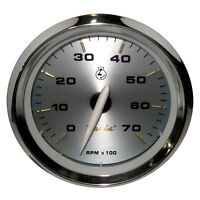 Faria Kronos 4 Tachometer - 7,000 Rpm (gas - All Outboards)