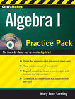 CliffsNotes Algebra I Practice Pack by Mary Jane Sterling (Paperback, 2010)
