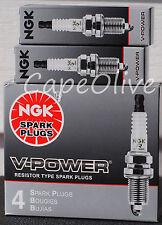 6 PCS - NGK 7990 V Power Spark Plugs (BKR6EYA)