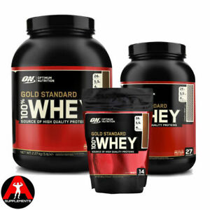 716bacee9 Image is loading Optimum-Nutrition-100-Gold-Standard-Whey-Protein-Powder-