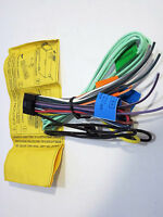 Original Jvc Kw-avx730 Wire Harness A5
