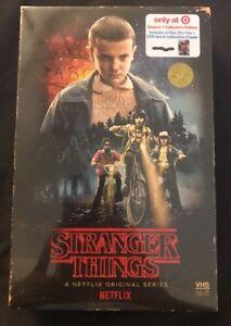 NEW-STRANGER-THINGS-SEASON-1-BLU-RAY-DVD-TARGET-EXCLUSIVE-VHS-PACKING-POSTER