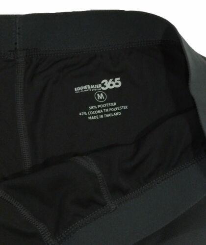 NEW Eddie Bauer 365 All Climate Men/'s Leggings Base Layers Pants M L XL 2XL 3XL