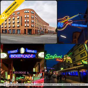 3 jours 2p 4 * h4 Hôtel Hambourg St. Pauli Tour kiezjungs courtes vacances Citytrip  </span>