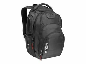 OGIO Gambit 17 Laptop Notebook Backpack Carrying Case Black ...