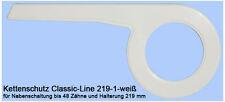 Dekaform 219-1 Fahrrad Kettenschutz Classic Biria Enik Kynast Mars Peugeot Weiss