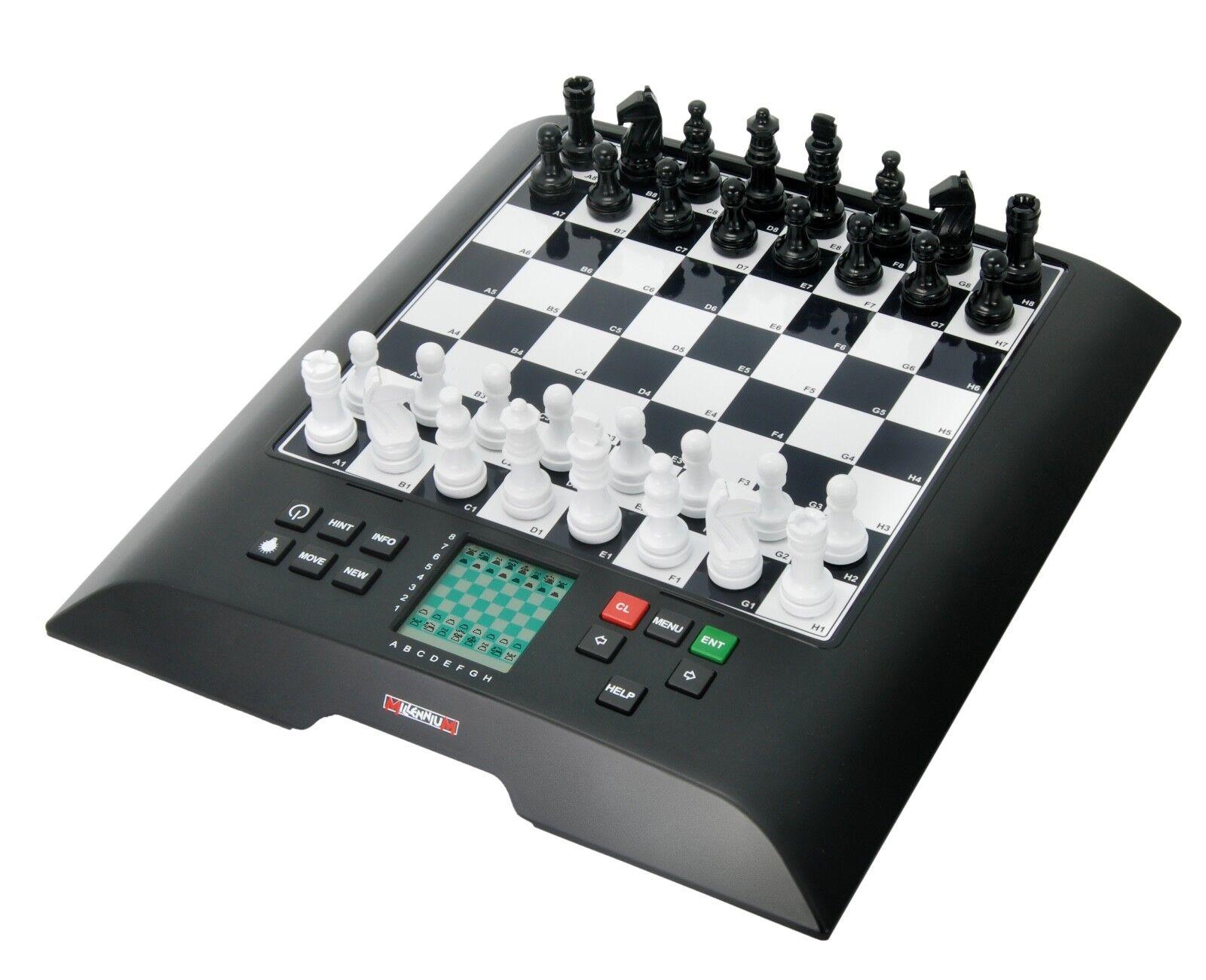 Millennium chessgenius computadora de ajedrez