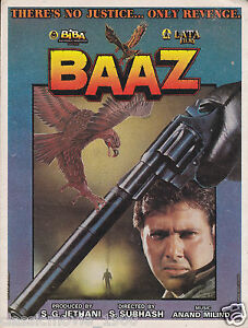 BAAZ-PRESS-BOOK-BOLLYWOOD-GOVINDA
