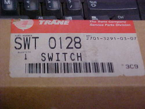 NIB SWT 0128 TRANE THERMOSTAT SWITCH ZA302