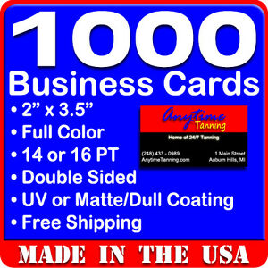 1000-Full-Color-Double-Sided-Custom-Business-Cards-Real-Printing-Free-Shipping