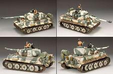 KING & COUNTRY WW2 GERMAN ARMY WS177SL SNOW TIGER TANK SET MIB