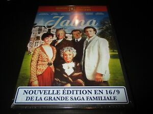 COFFRET-4-DVD-NEUF-034-JALNA-L-039-INTEGRALE-034-Danielle-DARRIEUX-Serge-DUPIRE