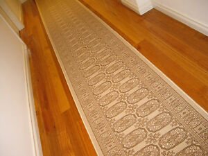 Hallway-Runner-Hall-Runner-Rug-Traditional-Persian-Designer-Beige-5-Metres-Long
