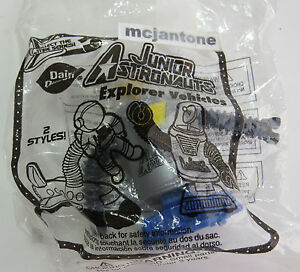 MIP-Dairy-Queen-1998-DQ-Junior-Astronauts-ROBOT-EXPLORER-VEHICLE-Outer-Space-Toy