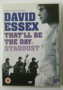 David Essex That'll Be The Day & Stardust Two Disc Set 2007 UK Region 2 DVD