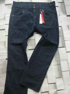 Jeans Donna Pantaloni MAS FASHION Blu Affusolati A894 Tg 42 44 46 48 50 52