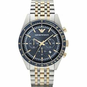 Emporio Armani AR6088 Mens Chronograph Watch