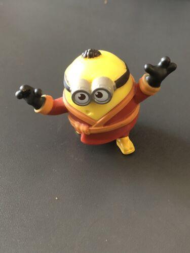 Toys 2 Eye Karate McDonalds Happy Meal Toy UK 2020 Minions Rise Of Gru