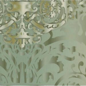 Green Sugdin Wallpaper   Harmony - Patty Madden  HMY57636