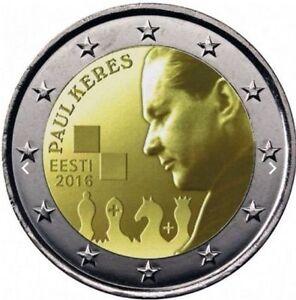 2-euro-ESTONIA-2016-100-NASCITA-PAUL-KERES