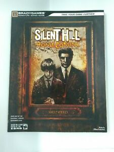 Brady Games Signature Series guía: Silent Hill: regreso a casa no