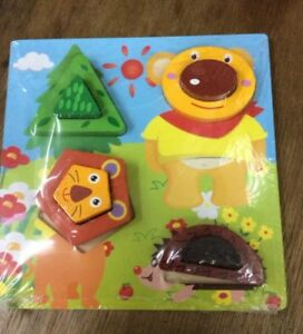 Party-Wooden-Puzzle-Educational-Toy-Gift