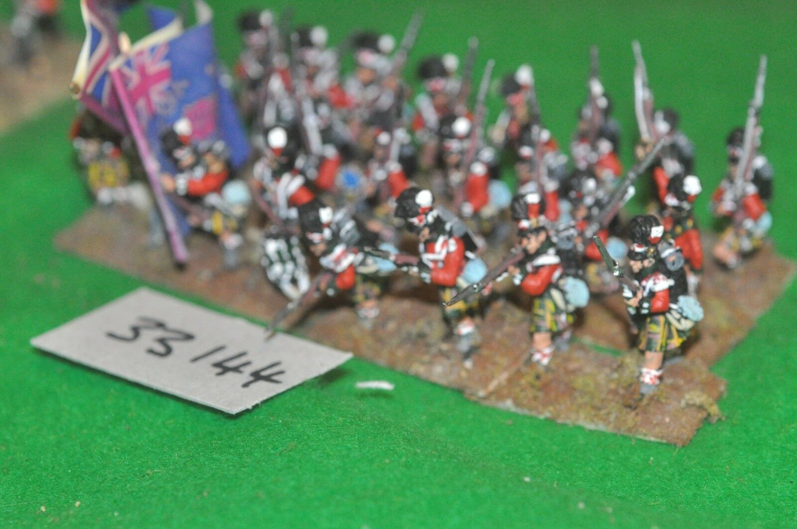 mejor reputación 25mm napoleónicas británico escocés Regt 73rd 73rd 73rd 24 figuras-INF (33144)  Todo en alta calidad y bajo precio.
