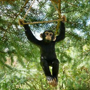 Climbing-Monkey-Tree-Hanging-Garden-Tree-Ornament-Sculpture-Statue-Decoration