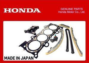 Details about GENUINE HONDA K24 ENGINE BUILD REFRESH KIT HEAD GASKET TIMING  CHAIN KIT BRACKET