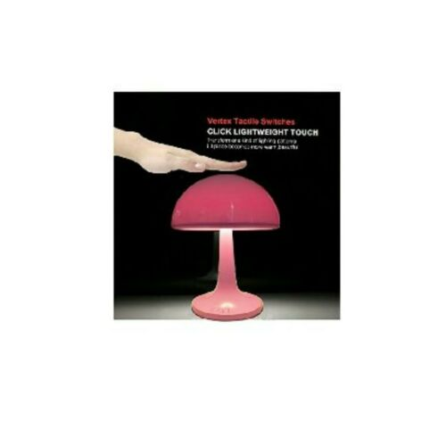 Mushroom Tap and Touch Night Lamp Light