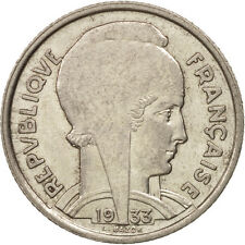 [#411278] France, Bazor, 5 Francs, 1933, Paris, SPL, Nickel, KM:887, Gadoury:753