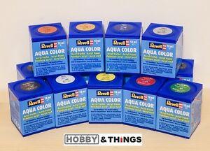 image is loading model paint revell aqua colour water based full - Revell Night Color