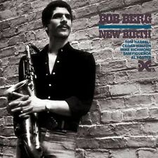 New Birth - Bob Berg (2016, CD NIEUW)