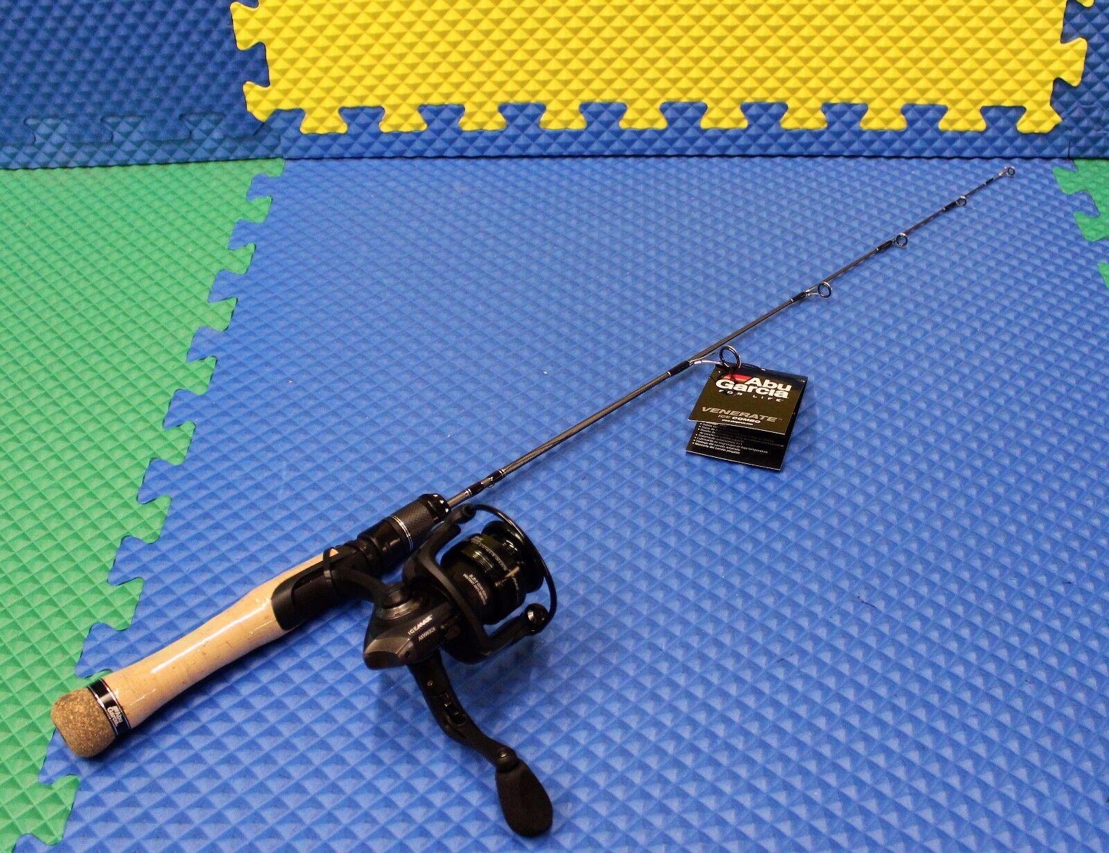 Abu Garcia Rod & Reel Venerate Ice Fishing Combo AVNRTICE29MCBO 1424503
