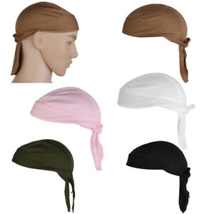 UV-Protect-Head-Wrap-Cap-Pirate-Shawl-Scarf-Hat-Bandana-Tribal-Camping-Riding