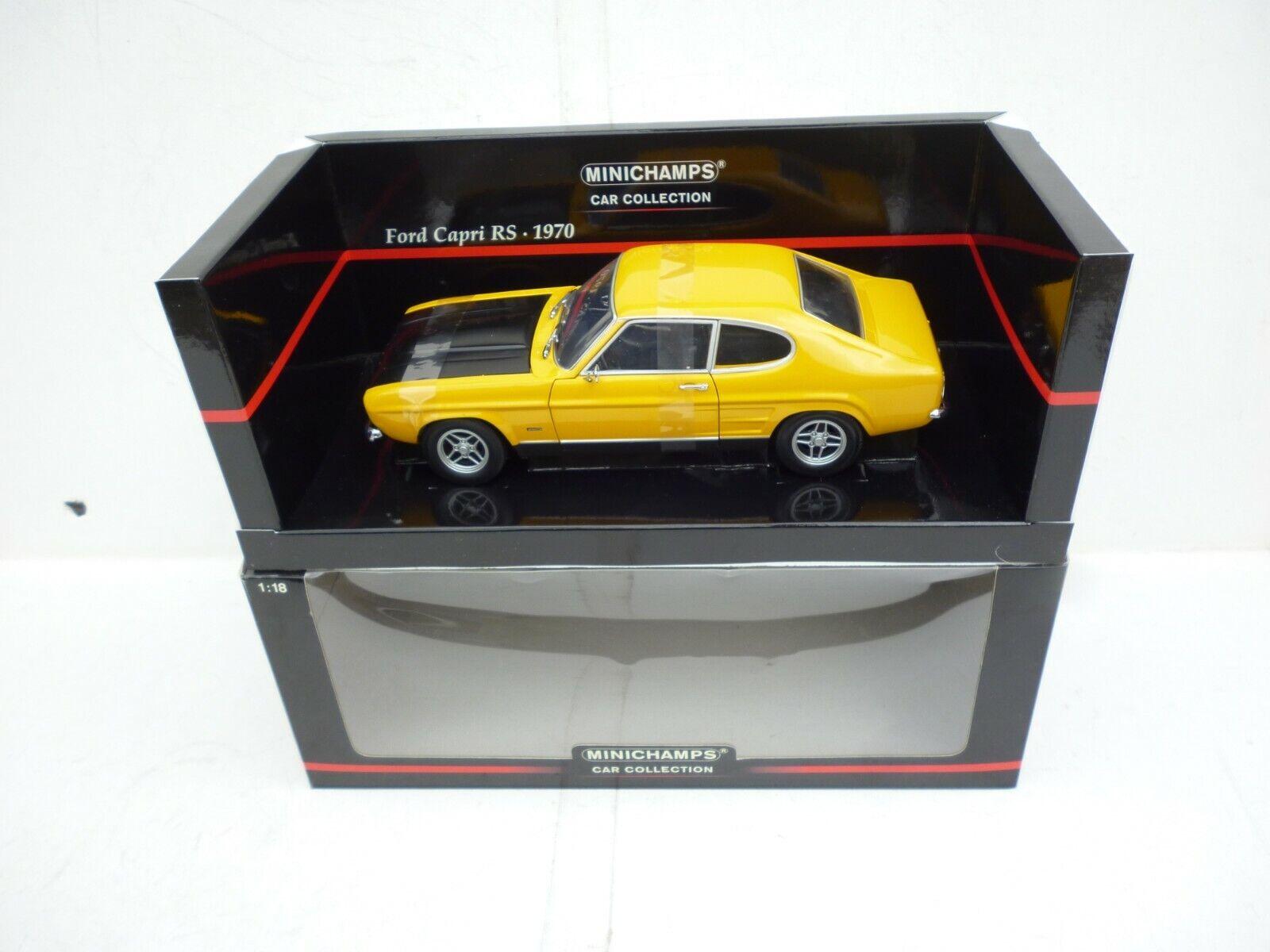 economico online 1 18 MINICHAMPS FORD CAPRI RS RS RS . 1970 BRe nuovo IN scatola RARE      tutti i beni sono speciali
