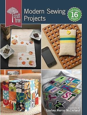 NEW - Craft Tree Modern Sewing Projects