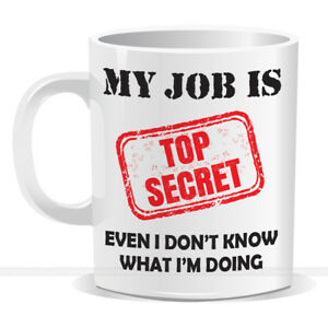 Corporate Email Lingo Funny Work E Mail Coffee Cup Magic Color Changing Mug